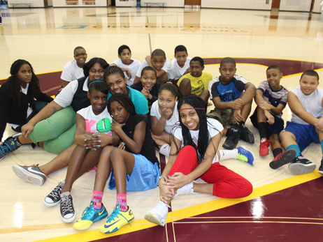 Cavs Connect with Kids   January 2014
