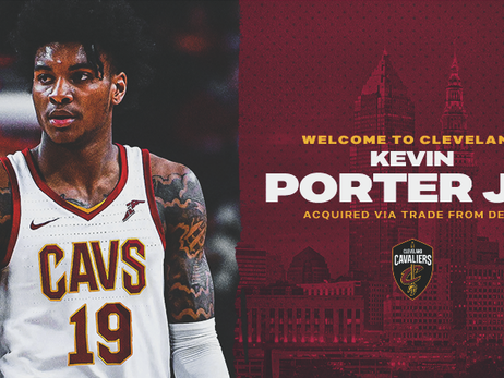 Cavs Acquire Draft Rights to Kevin Porter Jr.