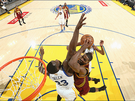 Cavs Conclude Trip with Lopsided Loss in Oakland