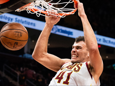 Season-in-Review: Ante Zizic