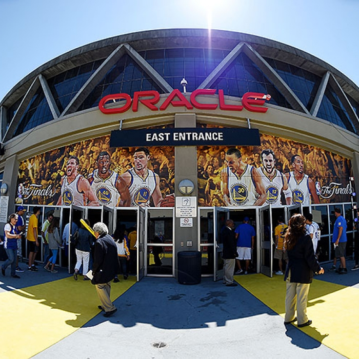 Oracle Stadium: NBA Finals, Game 2: Cavaliers At Golden State Warriors