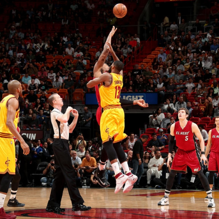 Cavaliers Break NBA Single-Game 3-Point Record vs. Hawks