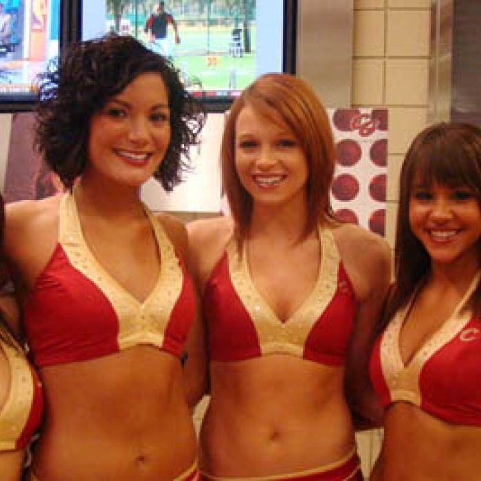 08-09 Cavalier Girls - January