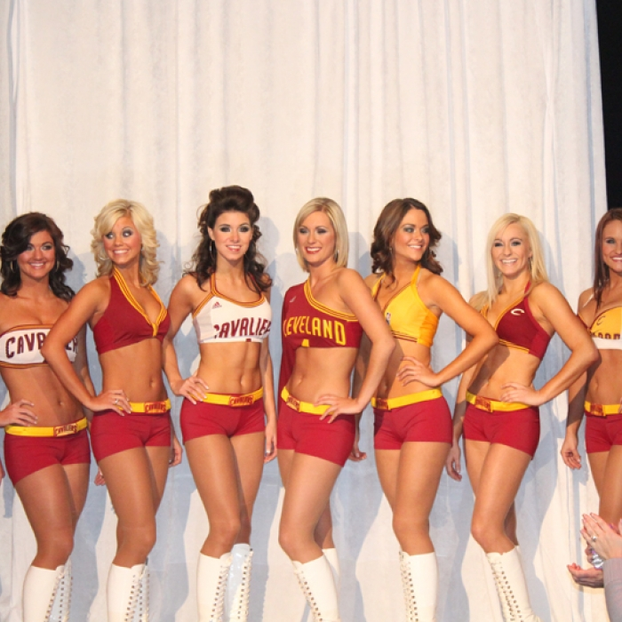 2013 Cavalier Girls Swimsuit Calendar
