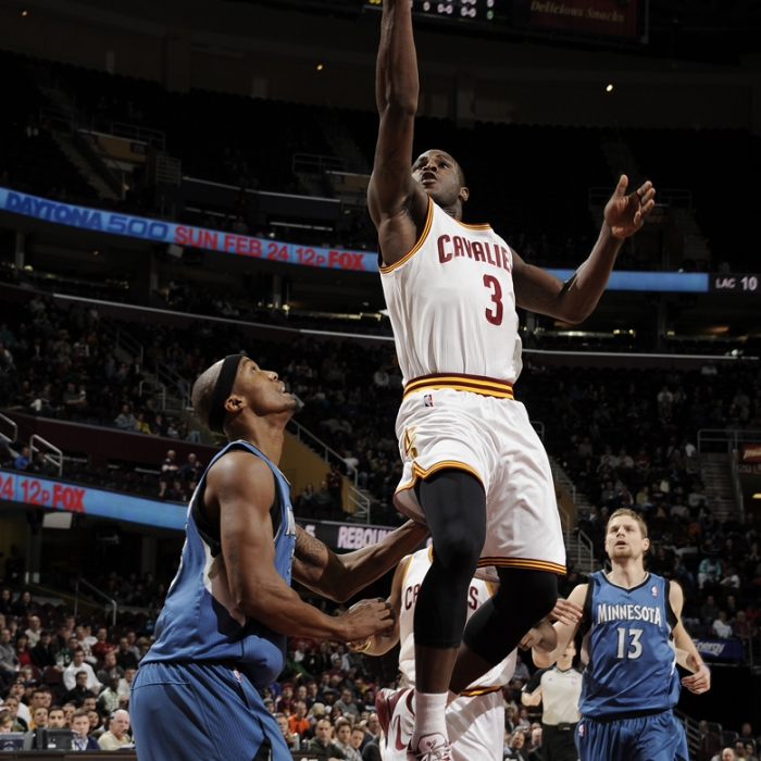 Cavaliers vs. Timberwolves Monday, February 11, 2013