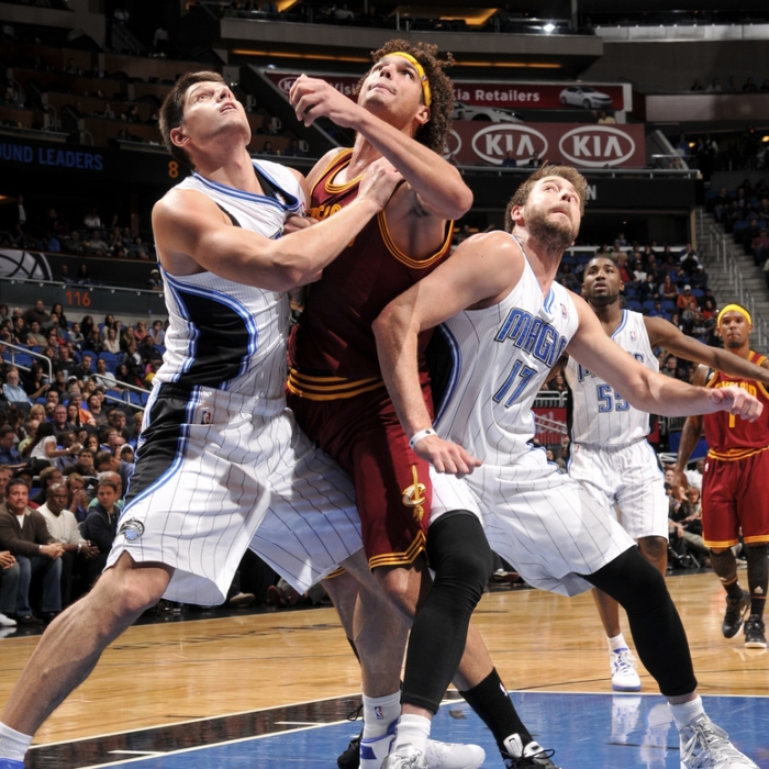 Cavaliers vs. Magic - November 23, 2012
