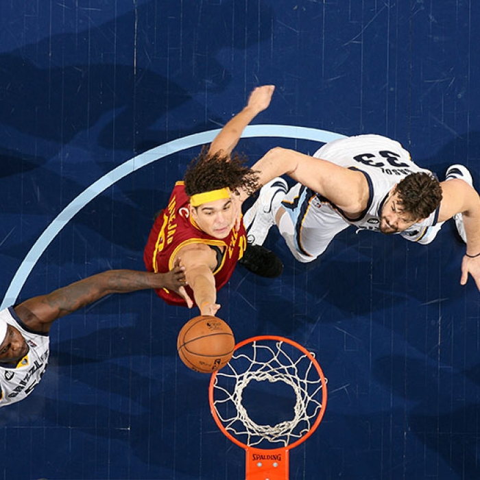 Cavaliers vs. Grizzlies - November 26, 2012