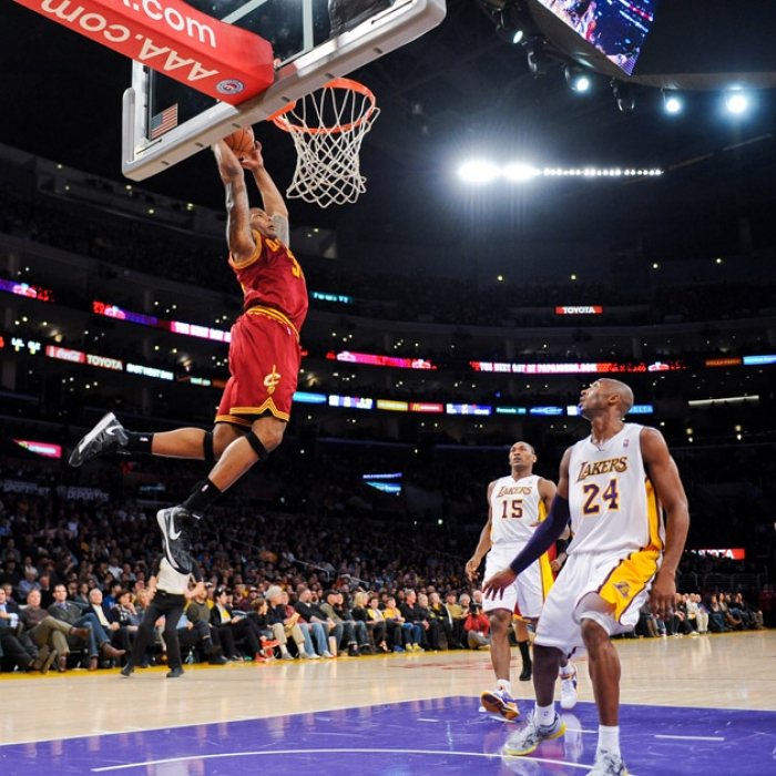 Cavaliers vs. Lakers - January 13, 2013
