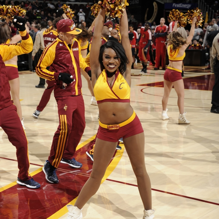 2014 February Snapshot | Cavalier Girls