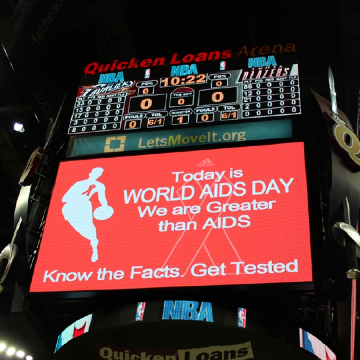 World AIDS Day - December 1, 2012