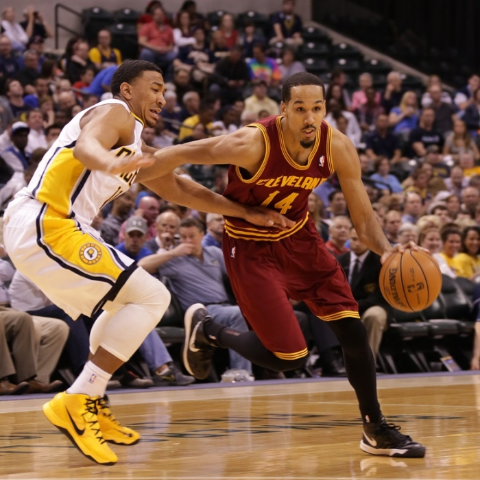 Cavaliers vs. Pacers - Tuesday, April 9, 2013