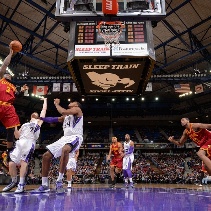 Cavaliers vs. Kings - January 14, 2013