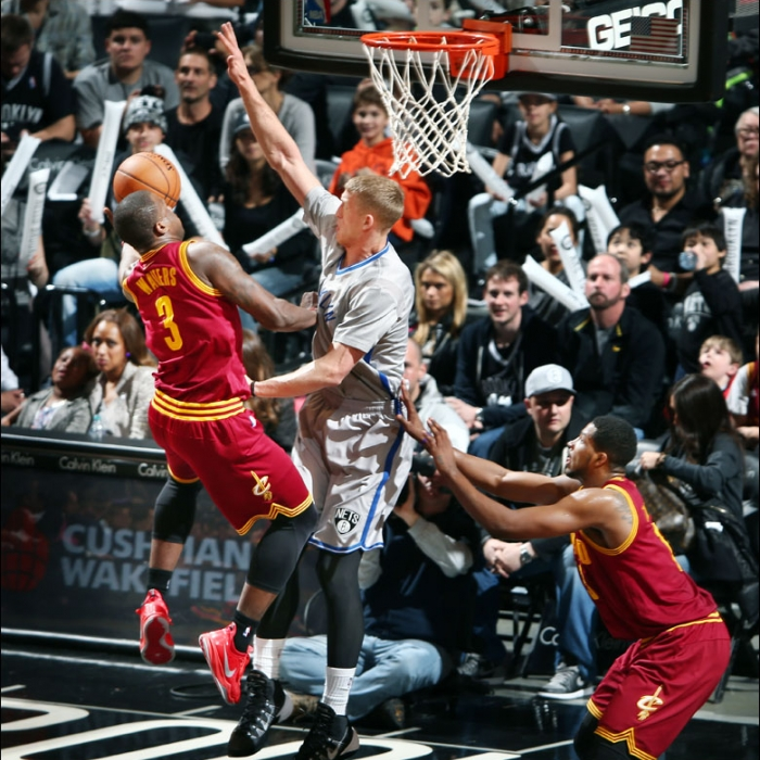Game 74 | Cavs at Nets