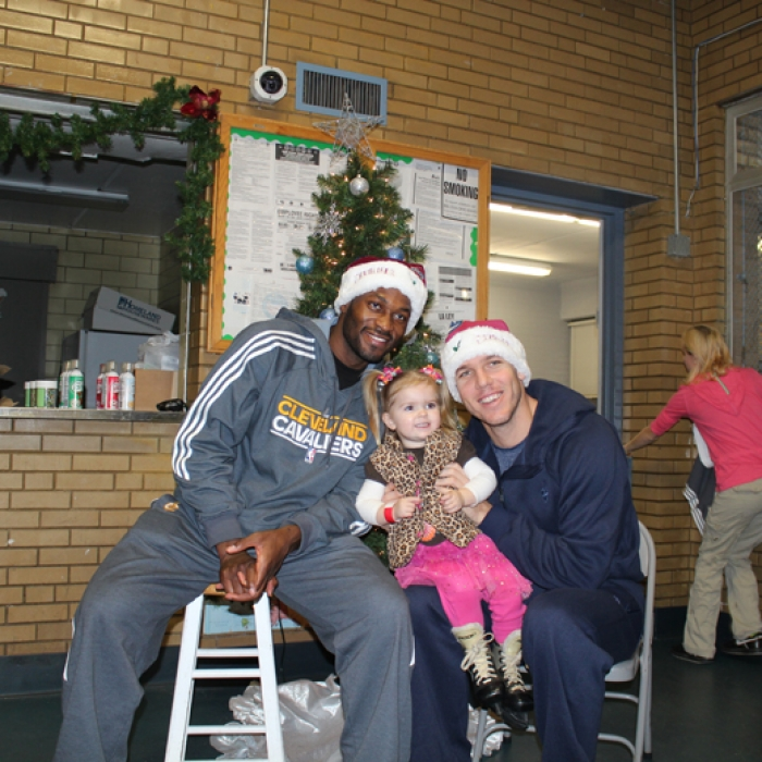 Toy Drive Party - December 17, 2012