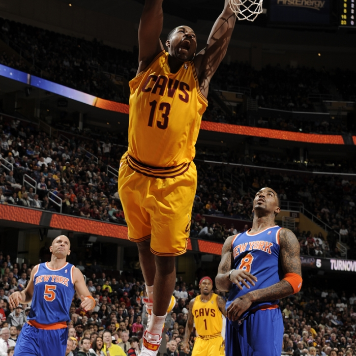 Cavaliers vs. Knicks - March 4, 2013