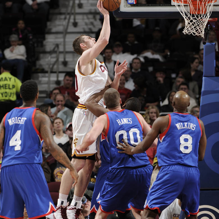 Cavaliers vs. Sixers - March 29, 2013