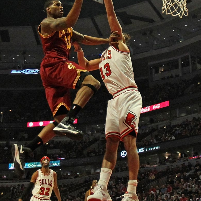 Cavaliers vs. Bulls - Monday, January 07, 2013