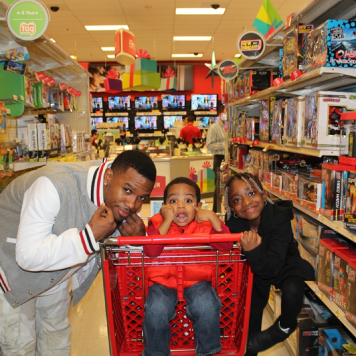 Target Shopping - December 16, 2012