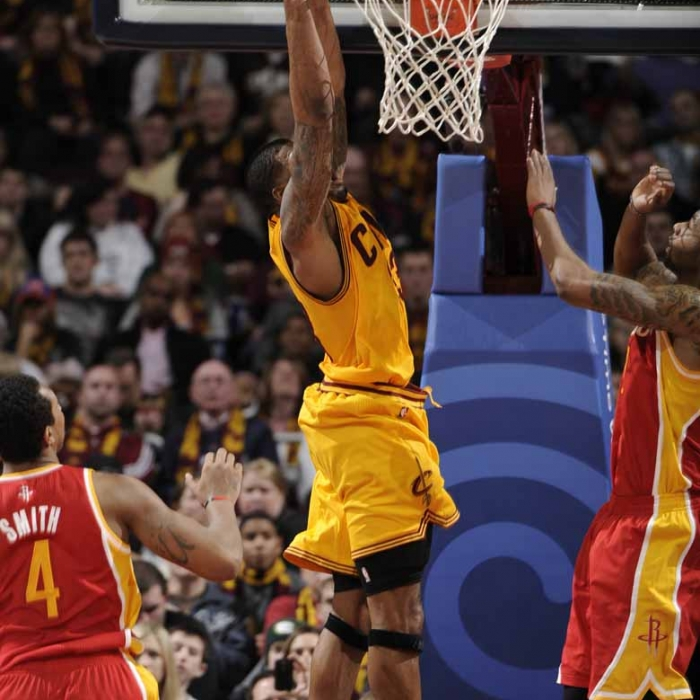 Cavaliers vs. Rockets - January 5, 2013