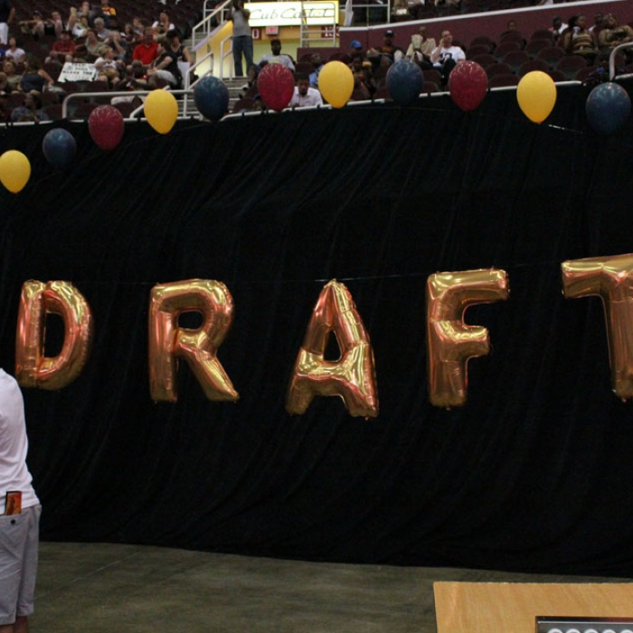 2012 Cavaliers Draft Party