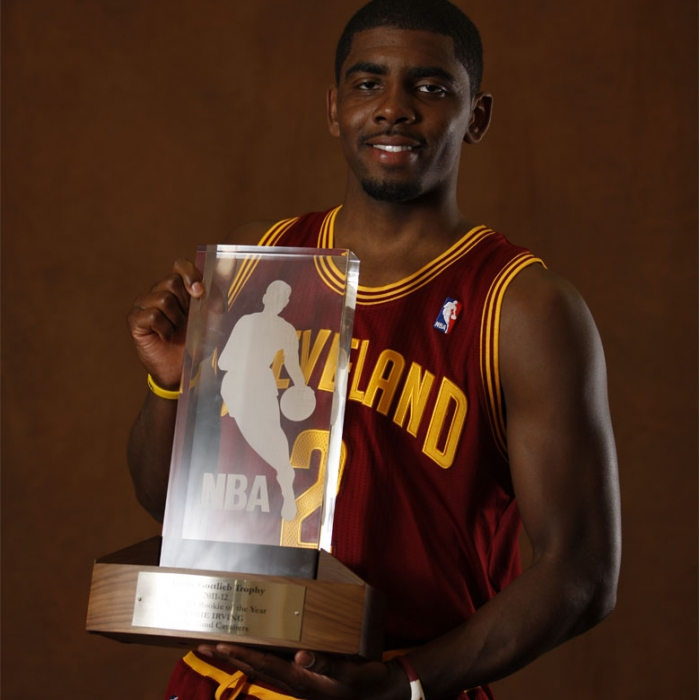 Kia NBA Rookie of the Year- Tuesday, May 15, 2012