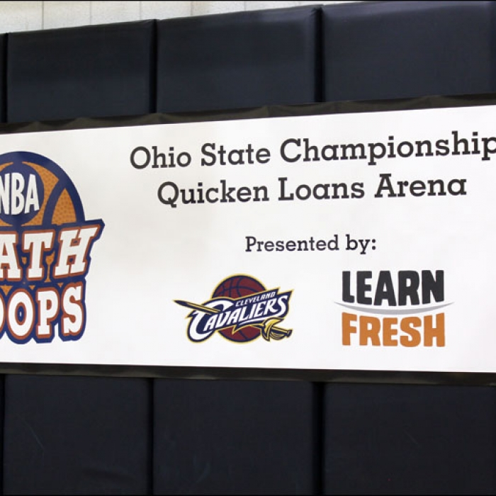 Cavs Host First Annual Championship Tournament for NBA Math Hoops
