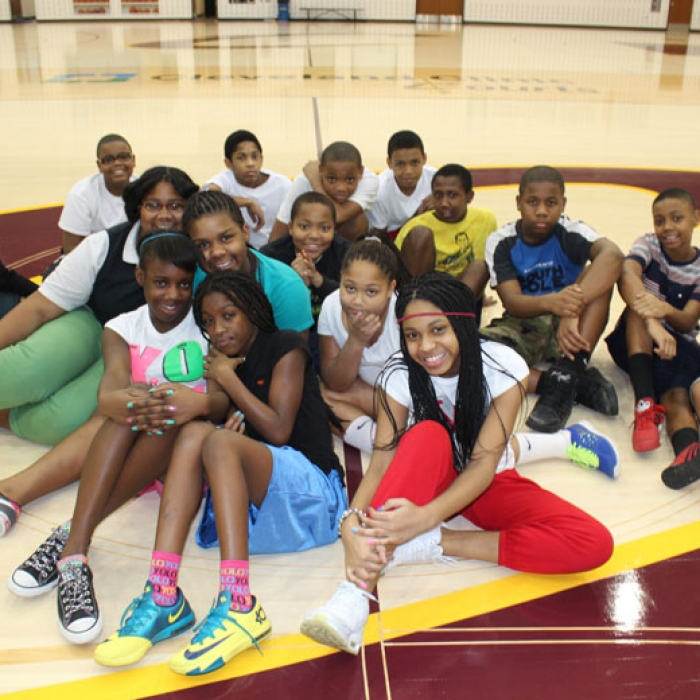 Cavs Connect with Kids | January 2014