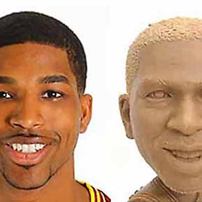 2012-13 Tristan Thompson Bobblehead - How It's Made