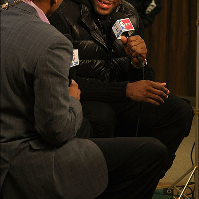 All-Star Weekend: Part I - February 12, 2010