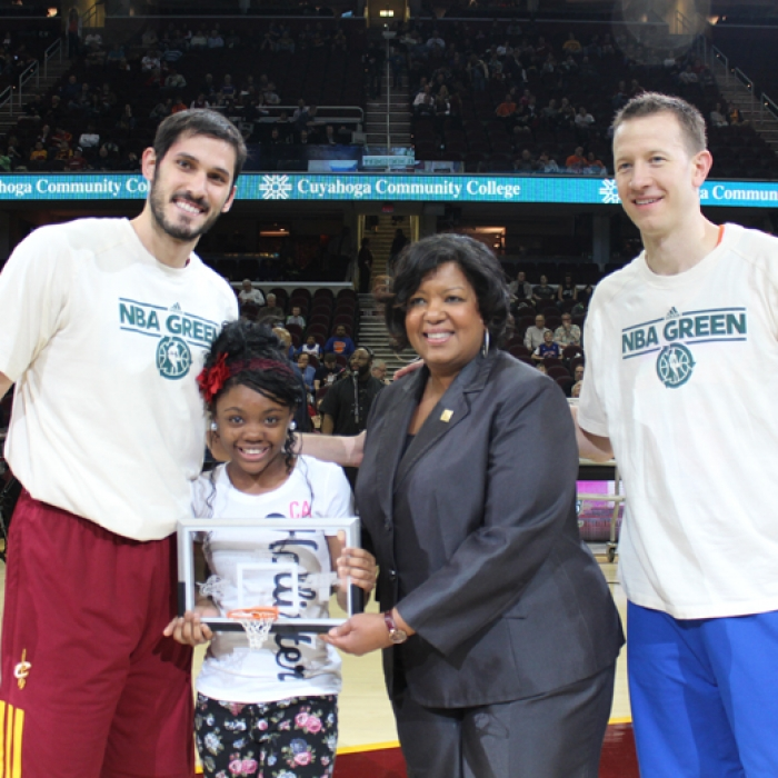 April 2013: All-Star Kids