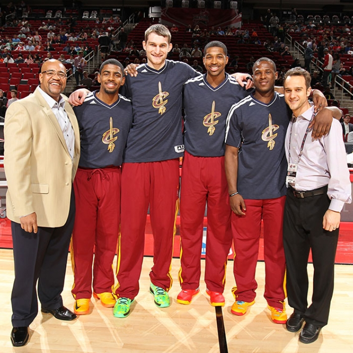 All-Star Weekend - February 15, 2013