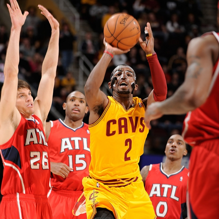Cavaliers vs. Atlanta Hawks - December 28, 2012