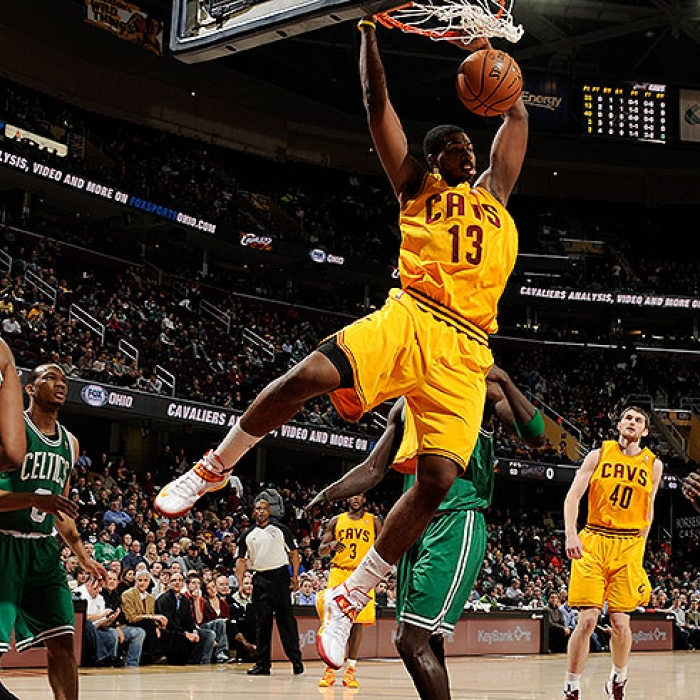 Cavaliers vs. Celtics - January 22, 2013