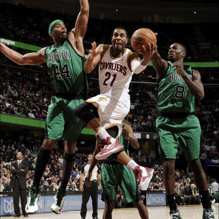 Cavaliers vs. Celtics – March 27, 2013