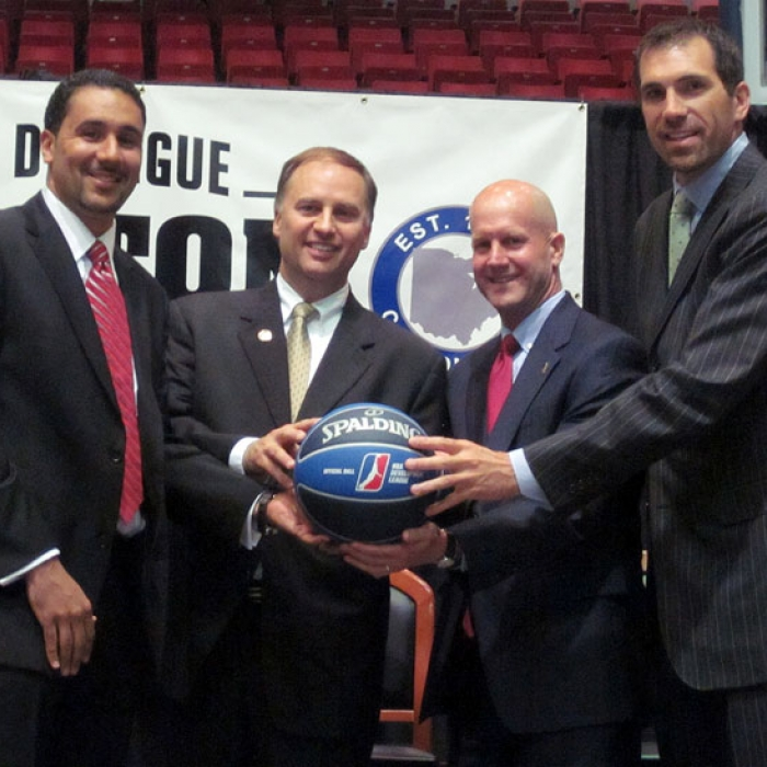 Canton D-League Team Announcement - July 7, 2011