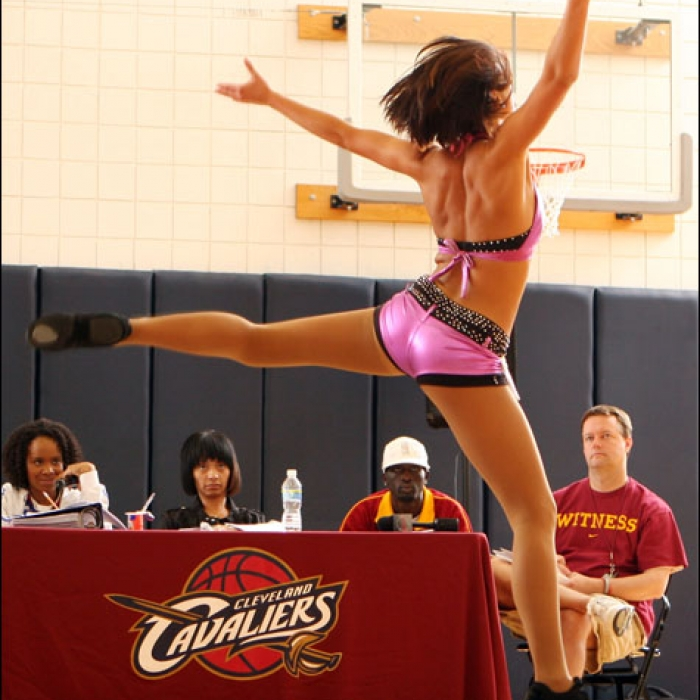 Cavalier Girl Auditions - July 19, 2009