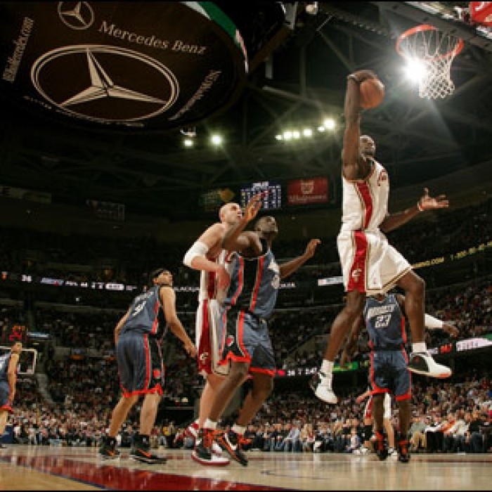 Cavaliers: Cavaliers vs. Bobcats - March 16th, 2008