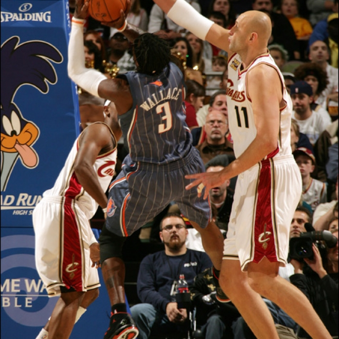 Cavaliers vs. Bobcats - October 31st, 2009