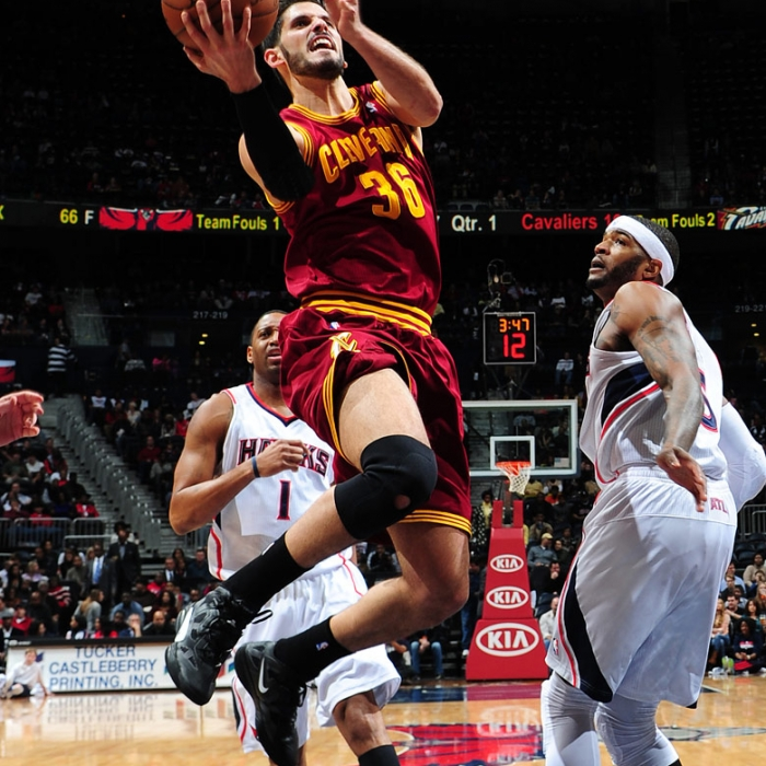 Cavaliers at Hawks - January 21st, 2012