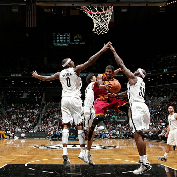 Cavaliers at Nets - November 13, 2012