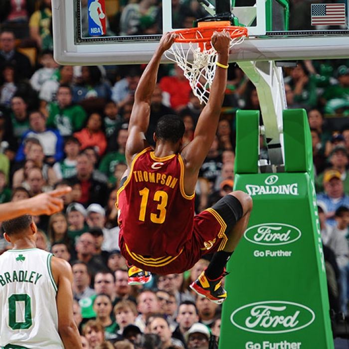 Cavaliers at Celtics - April 5, 2013