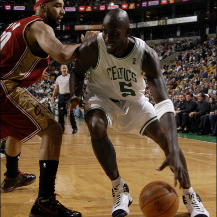 Cavaliers: Preseason: Cavaliers at Celtics - October 26, 2007