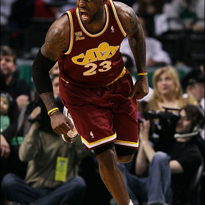 Game 4 | Cavaliers at Celtics - May 9, 2010