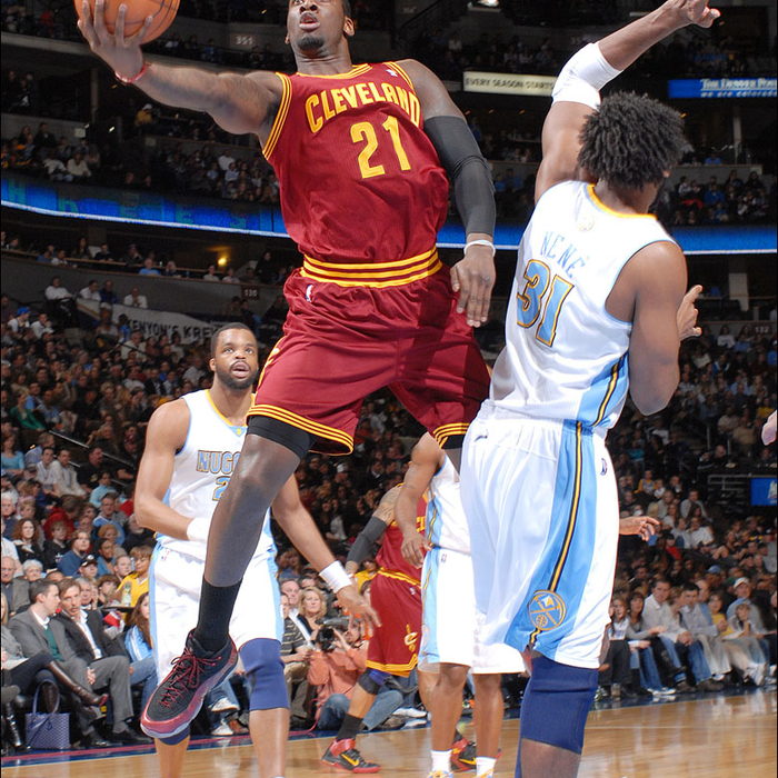 Cavaliers at Nuggets - January 15th, 2011