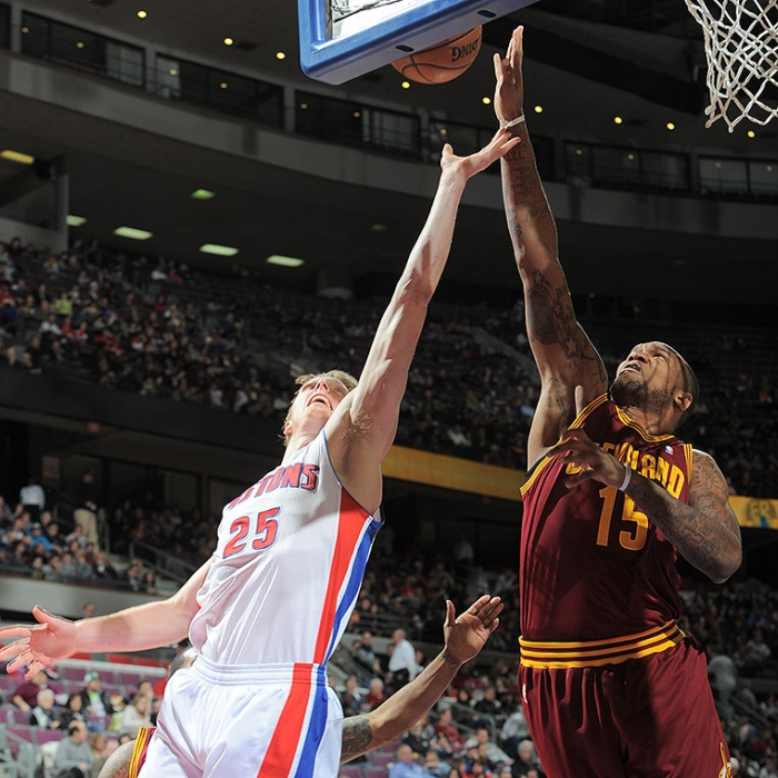 Cavaliers at Pistons - February 1, 2013