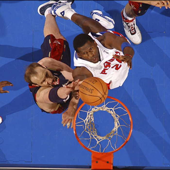 Cavaliers: Cavs at Detroit Pistons - March 7th, 2007