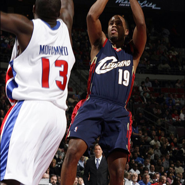 Cavaliers: Cavaliers at Pistons - November 28th, 2007