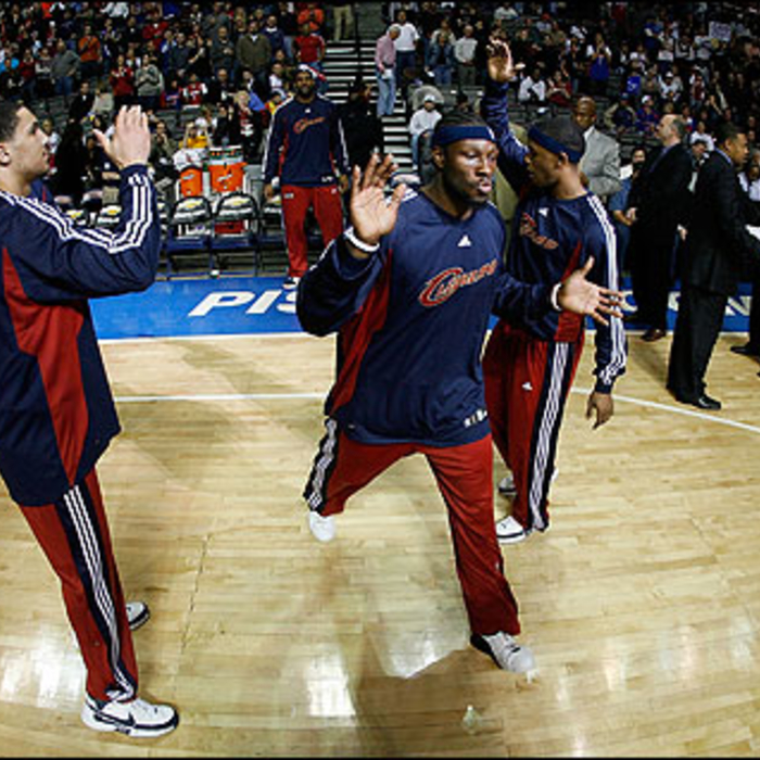 Cavaliers: Cavaliers vs. Pistons - March 29th, 2008