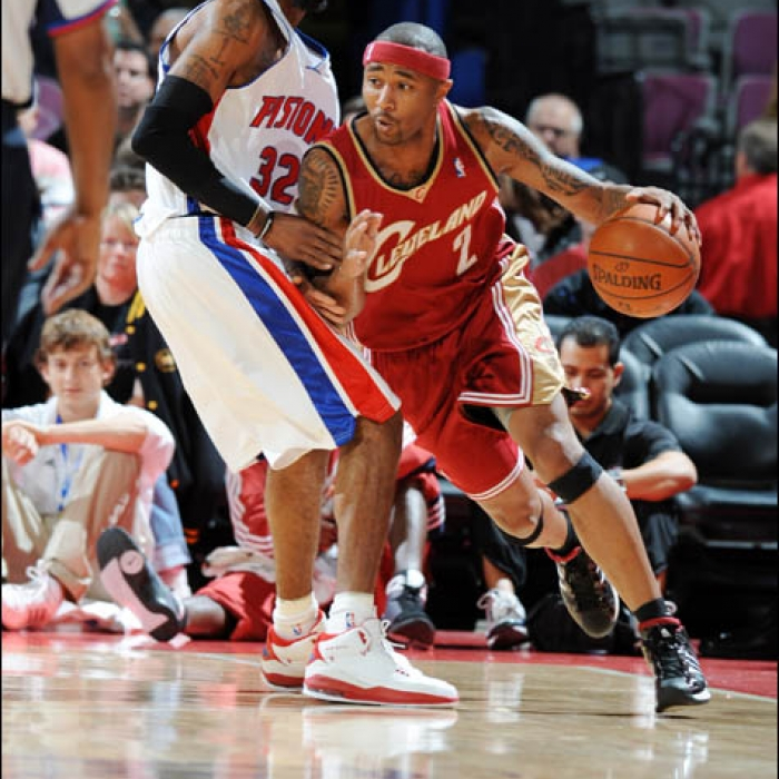 Cavaliers: Cavaliers at Pistons - October 22nd, 2008