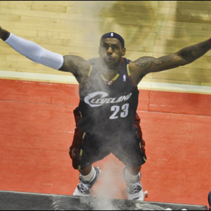 Cavaliers at Pistons - February 1st, 2009